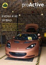 Lotus Engineering Newsletter #45
