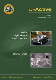 Indian light vehicle market review Rolling Stock