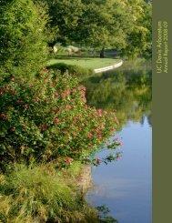UC Davis Arboretum Annual Report 2008-09 - the UC Davis ...