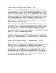 Siemens-QIBA Protocol -- July 1, 2009 -- Dr David Purdy - QIBA Wiki