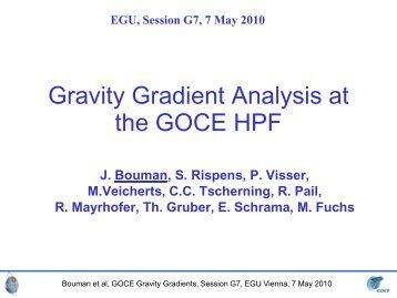 Gravity Gradient Analysis at the GOCE HPF.pdf