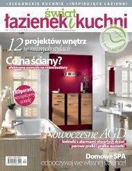 świat łazienek i kuchni 2/2011 - Marmorin