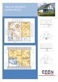 Haus mit Satteldach Variante 80-012 - ECON Werkzeuge - Seite 2