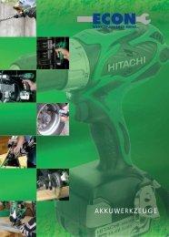 Vorschaltseiten 2009-2:HPD 2009 - ECON Werkzeuge
