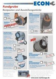 Fundgrube Stand 12-2012.cdr - ECON Werkzeuge