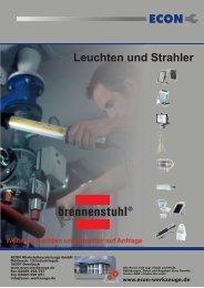 Leuchten und Strahler.cdr - ECON Werkzeuge