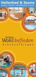 Flyer - Sauna Verzeichnis48.de