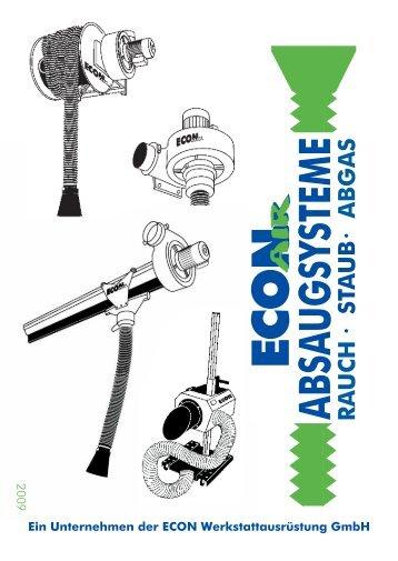 ECON Air - ECON Werkzeuge
