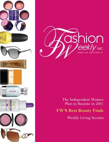 FW'S Best Beauty Finds - Fashion Weekly