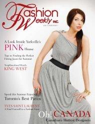 CANADA Oh! - Fashion Weekly