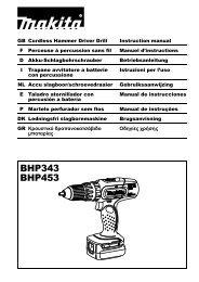 BHP343 BHP453 - P. Grohe GmbH