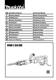 HM1303B - Makita