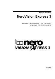 NeroVision Express 3 - ftp.nero.com