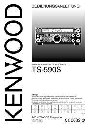 TS-590S - Kenwood
