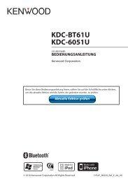 KDC-BT61U KDC-6051U