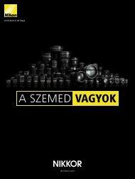 A SZEMED VAGYOK - Nikon