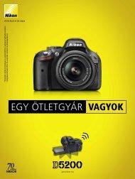 EGY ÖTLETGYÁR VAGYOK - Nikon