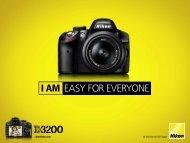I AM EASY FOR EVERYONE - Nikon