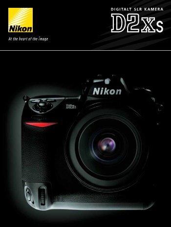 Digital kvalitet - Nikon