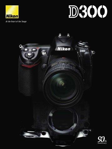 Vapauta luovuus - Nikon