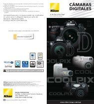 Descargar folleto - Nikon