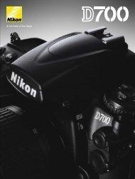 Εξαιρετική απόδοση. Ευέλικτος σχεδιασμός. - Nikon