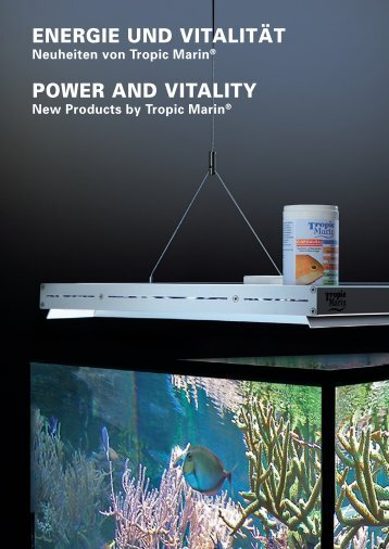 O-MEGAVITAL Energiereiches Granulat für ... - aqua united Gmbh