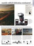 TELJES DIGITÁLIS KÉPALKOTÁSI RENDSZER - Nikon - Page 7