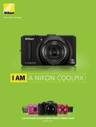 I AM A NIKON COOLPIX