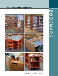 Bookmark Catalog - Library and Classroom Furniture ...