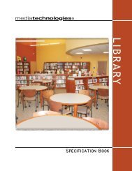 Library Specification Book