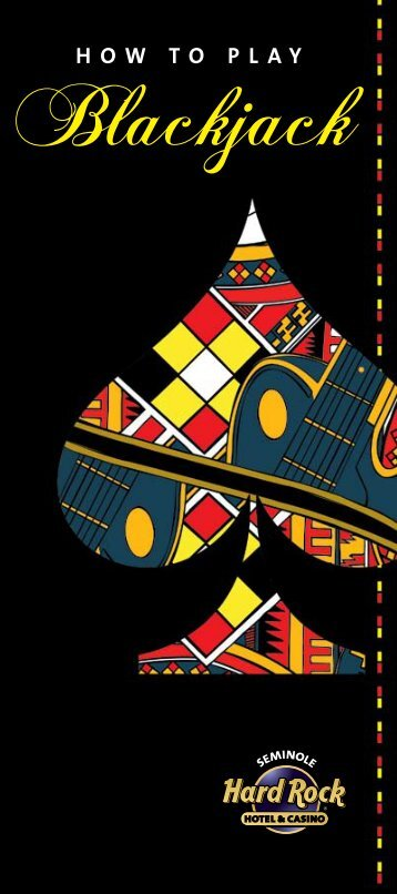 Blackjack - Seminole Hard Rock Tampa