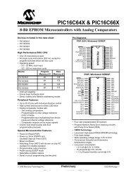 Pic16c64a-04 PQ 8 BIT MICROCONTROLLORE CMOS