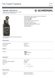Datasheet - Z4VH 336-11z - 1151762 - eclass 27272601 ... - Farnell