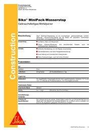 Datenblatt - Hasler + Co AG
