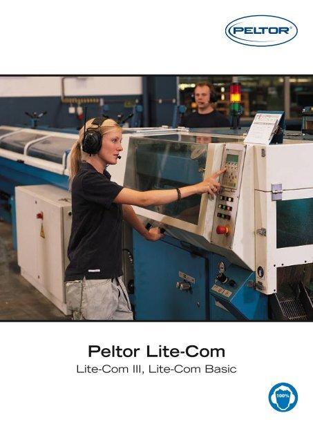 Peltor Lite-Com - Schroeder-industriebedarf.de