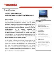 2006-06-13 Toshiba Satellite M70-354