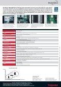 Datenblatt - Toshiba - Seite 2