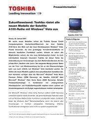 PDF - Download - Toshiba
