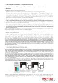 GARANTIE LIMITÉE - Toshiba - Page 2