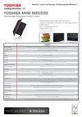 Presseinformation - Toshiba - Page 4