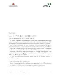 CAPÍTULO 4 ÁREA DE INFLUÊNCIA DO EMPREENDIMENTO