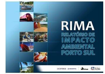 Porto Sul - Ibama