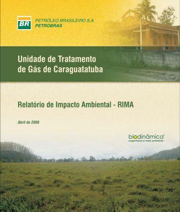 Unidade de Tratamento de Gás de Caraguatatuba - Ibama