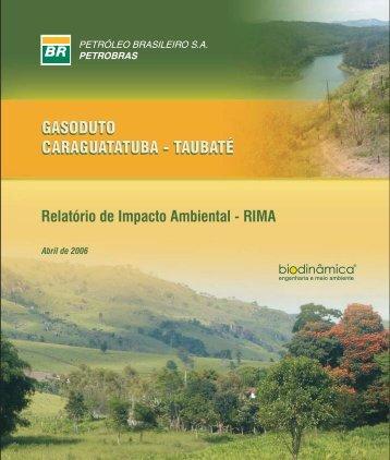 gasoduto caraguatatuba - Ibama