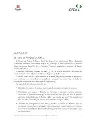 CAPÍTULO 10 ESTUDO DE ANÁLISE DE RISCO