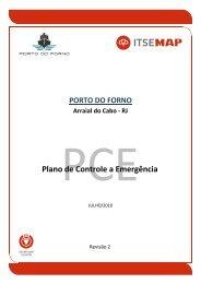 Plano de Controle a Emergência - Ibama