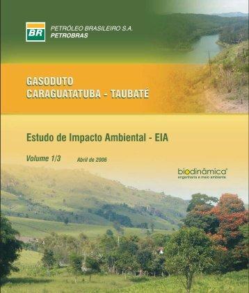 EIA CARAGUA-TAUBATE.pdf - Ibama