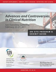 Advances and Controversies in Clinical Nutrition - Amazon Web ...