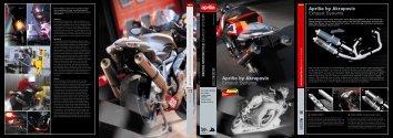 Aprilia By Akrapovic Exhaust Systems
